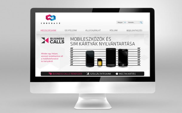 Codebase arculat és webdesign