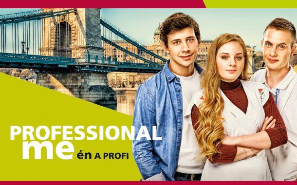 EuroSkills arculattervezés és image film készítés