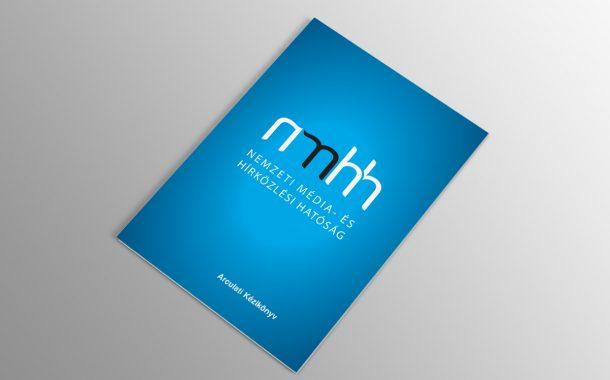 NMHH arculati kézikönyv borító