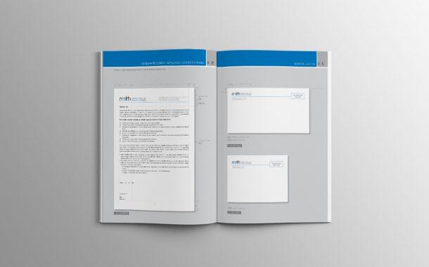 NMHH arculati kézikönyv irodai anyagok