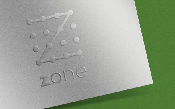 Zone logó tervezés