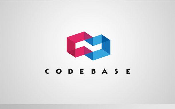 Codebase logó és arculattervezés