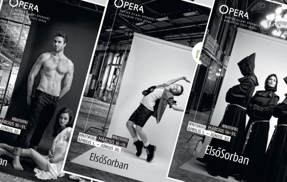 Opera kampánytervezés: kreatívok