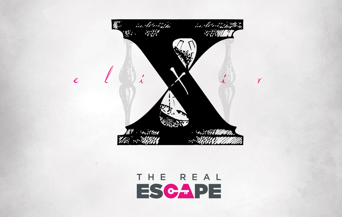 A The Real Escape arculata egyedi, erős és kifejező