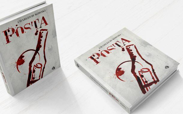 Kiadványtervezés: Charles Bukowski: Posta