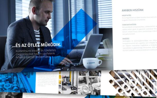 Jankovits márkaépítés, image kiadvány