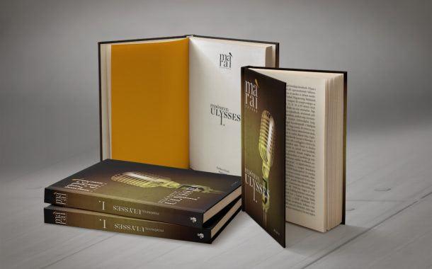 Kiadványtervezés: Márai Sándor: Ulysses