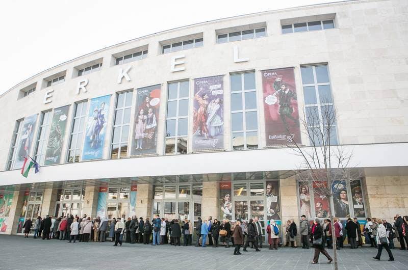 Bérletértékesítés az Opera új évadára