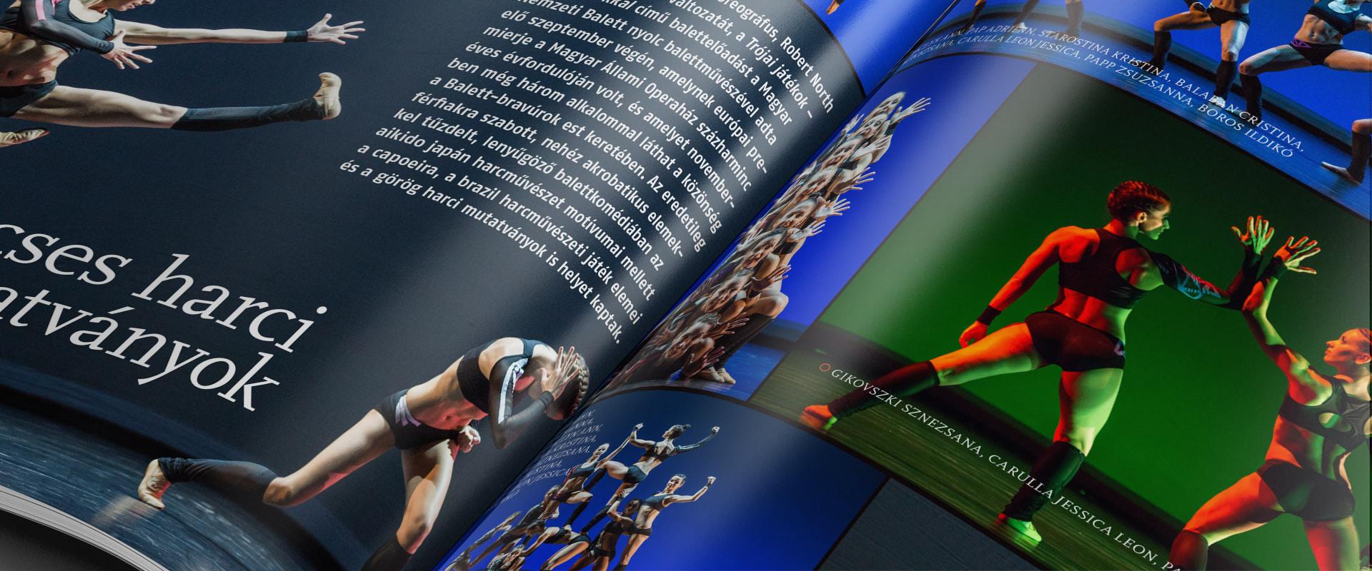 Opera_magazin_kiadványtervezés