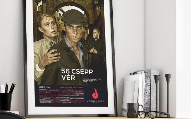 Vörösmarty Színház évadkampány kreatívok
