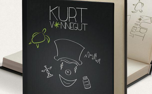 Kiadványtervezés: Kurt Vonnegut: Kékszakáll