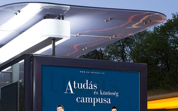 A Miskolci Egyetem arculattervezése