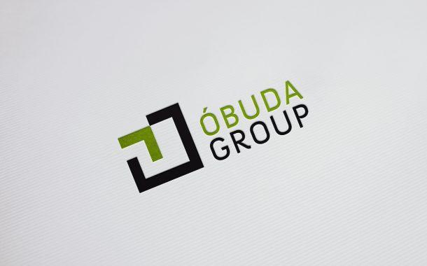 Óbuda Group arculattervezes