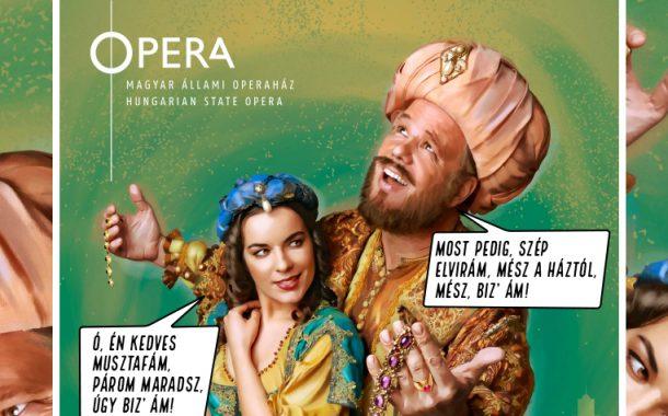 Opera plakáttervezés 2017/18