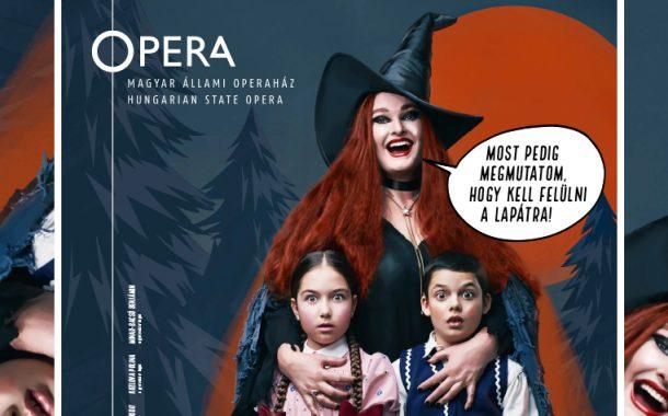 Plakátok Opera 2017/18