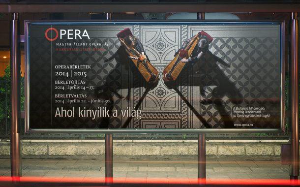 Opera kampánytervezés 2014-2015: kreatívok