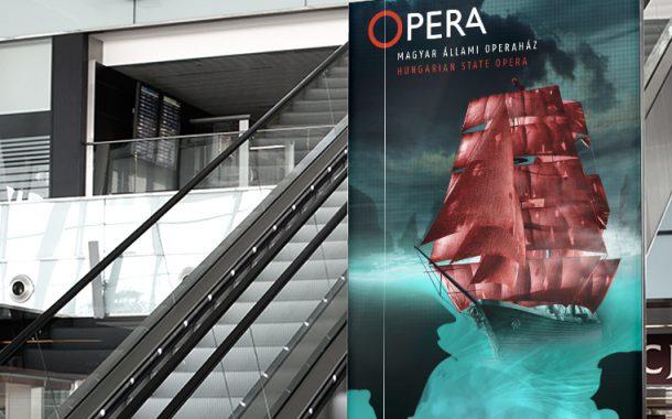 Opera kampánytervezés és branding