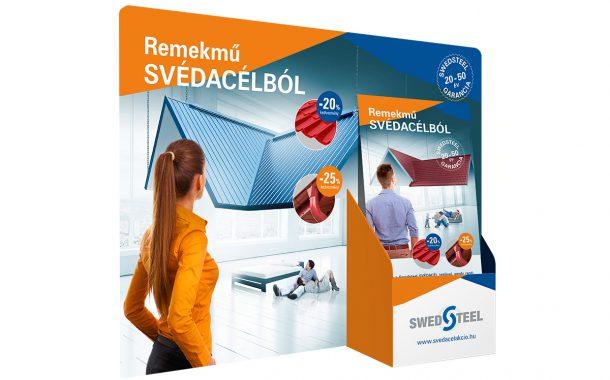Swedsteel kiadványtervezés