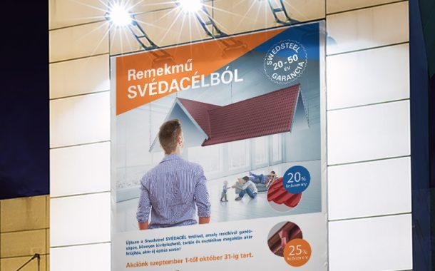 Swedsteel kampánytervezés