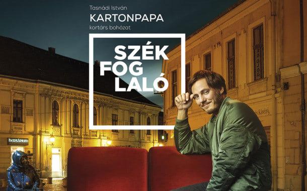 A Vörösmarty Színház 2017/18-as évadkampány plakátok
