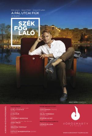 A Vörösmarty Színház 2017/18-as évad plakátok