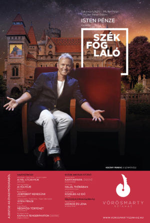 A Vörösmarty Színház 2017/18-as plakáttervezés