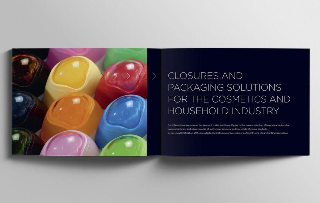 Kiadványtervezés: Mikropakk brossúra