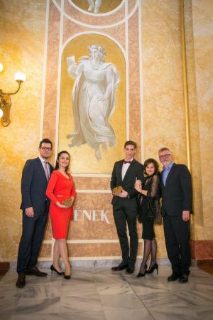 Kreatív csapat a 2017-es Effie Awards Hungary-n