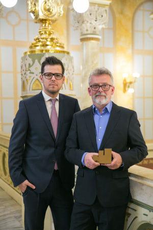 A kultúra területén egyedüli díjazottként győzött az Operaház kampánya