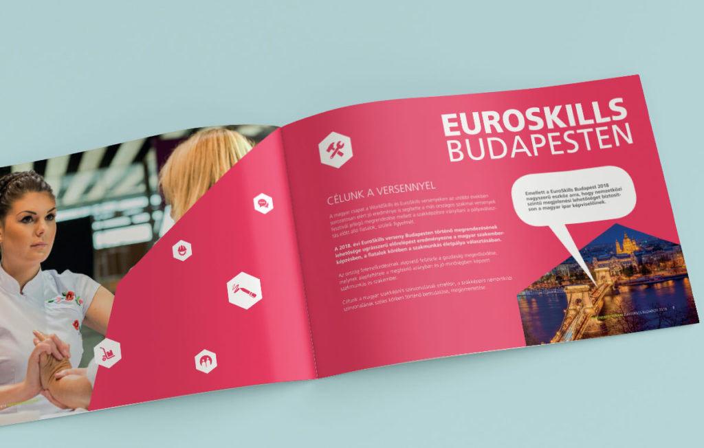 EuroSkills partner brosúra