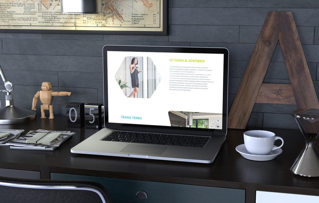 Skyline webdesign