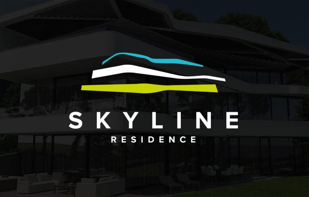 Skyline logótervezés