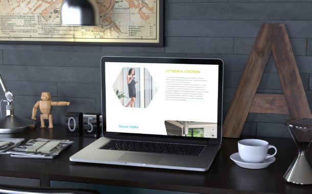Skyline honlaptervezés és webdesign