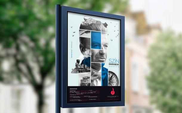 Vörösmarty Színház plakáttervezés