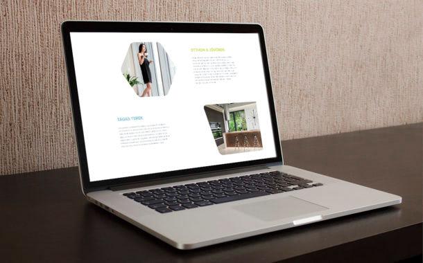 webdesign, arculattervezés