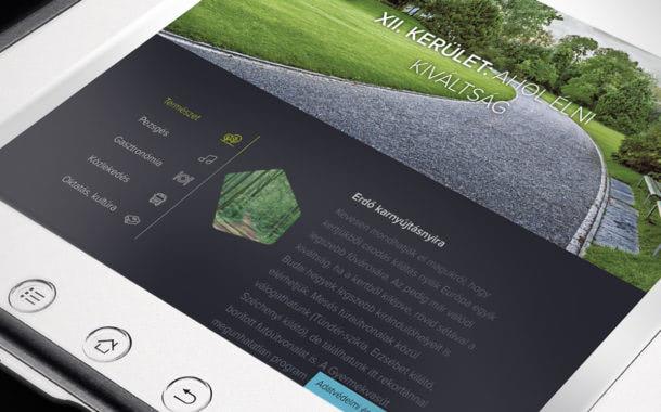 Skyline Residence webdesign