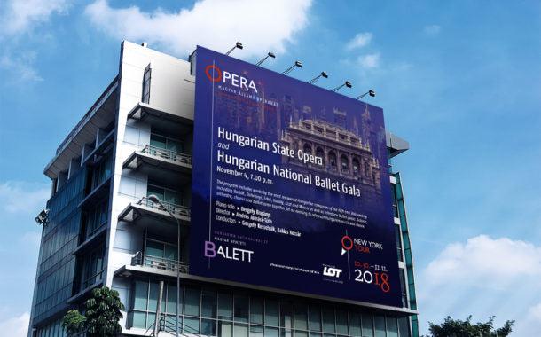 Opera New York-i kampány építési háló tervezése