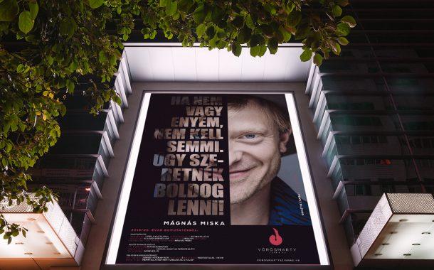 Vörösmarty Színház évadkampány 2019/20
