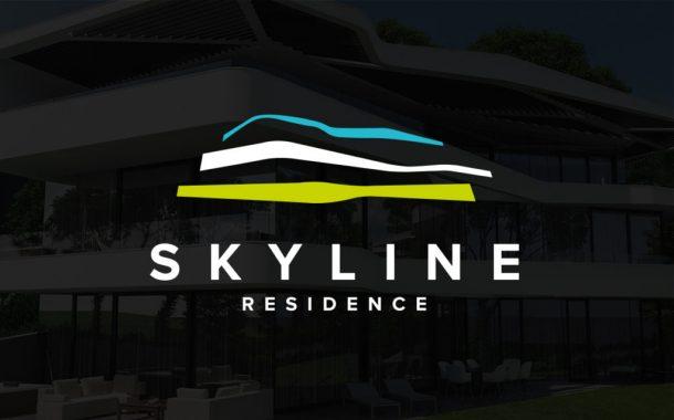 arculattervezés Skyline Residence
