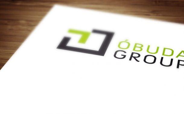Óbuda Group arculattervezés