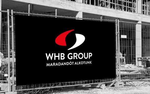 WHB Group építkezési kordon