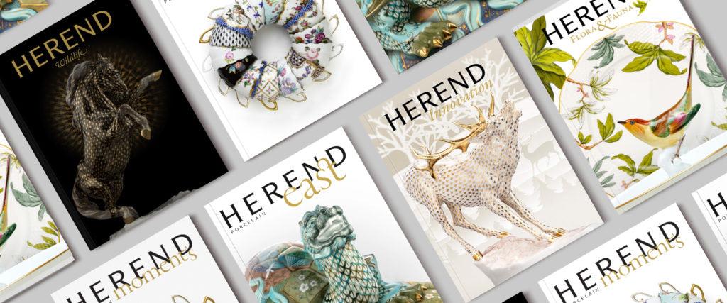 Herend Herald kiadványtervezés kiadványszerkesztés