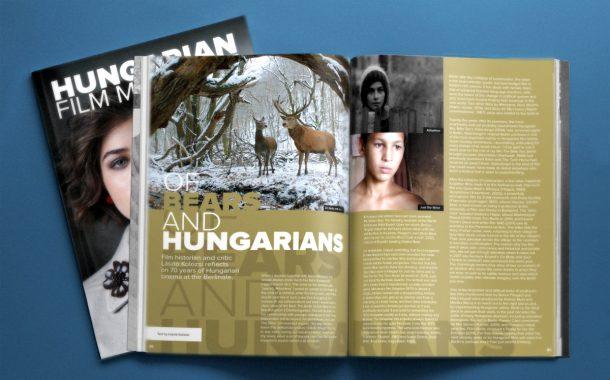 Kiadványszerkesztés NFI Berlinale magazin