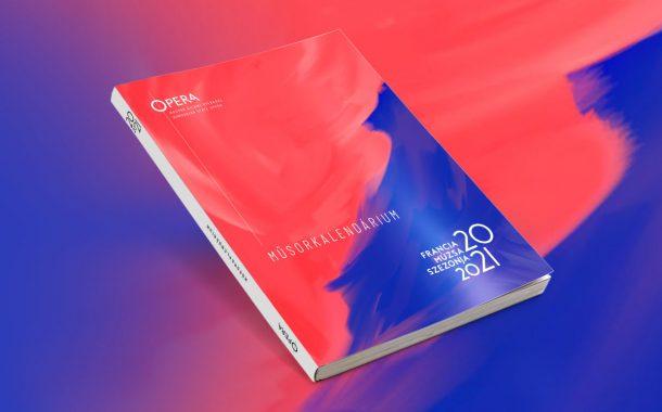 Kiadványszerkesztés Operakaluz 2020/21