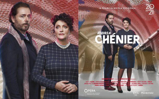 Francia évad imagekampány '20-21 - Andrea Chenier