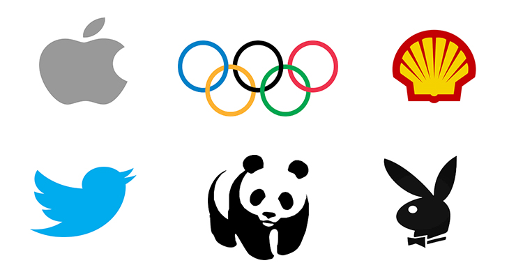 A logók típusai: szimbólumok