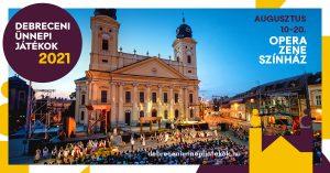Debreceni Ünnepi Játékok hirdetés